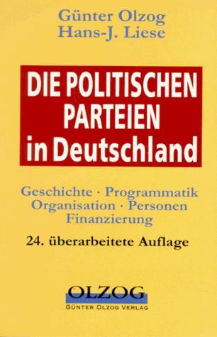 Download Die politischen Parteien in Deutschland