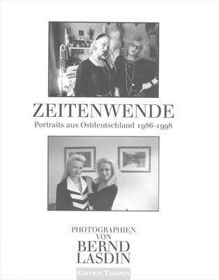 Image for Zeitenwende: Portraits aus Ostdeutschland 1986-1998 : Photographien (German Edition)
